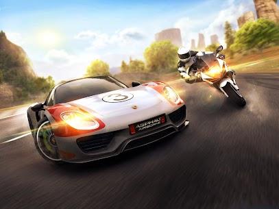 Asphalt 8 hack mod APK Airborne Racing game-Download Free 7