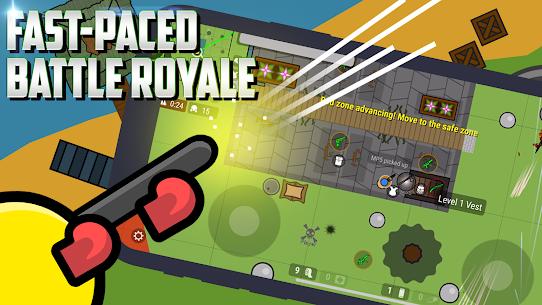 surviv.io – 2D Battle Royale MOD (Unlocked All) 1