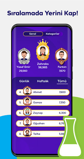 TRT Bil Bakalu0131m apktram screenshots 6