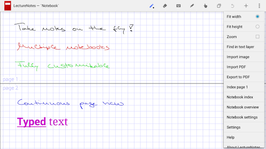 LectureNotes (Trial Version) For Pc – Free Download For Windows And Mac 1