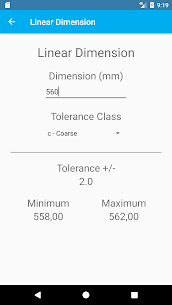 General Tolerances  Apps For Pc, Windows 7/8/10 And Mac – Free Download 2020 2