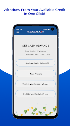 Instant Personal Credit Line Loan App - FlexSalary apktram screenshots 7