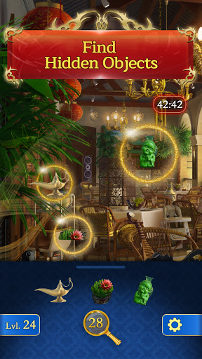 Hidy - Find Hidden Objects and Solve The Puzzle apktram screenshots 1
