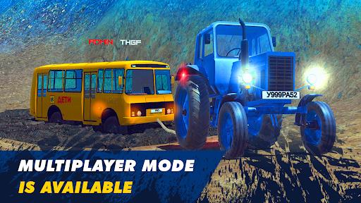 Offroad Simulator Online: 8x8 & 4x4 off road rally  screenshots 3