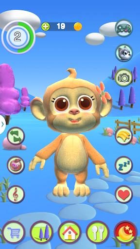 Talking Monkey 2.26 screenshots 4