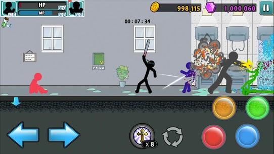 Anger of stick 5 : zombie MOD APK 1.1.53 (Unlimited Money) 6