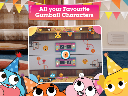 Gumball's Amazing Party Game  Screenshots 14
