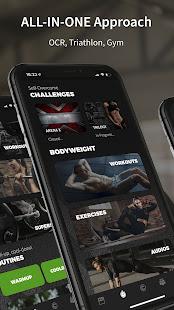 Goliaz Fitness Coach - Bodyweight & Weights