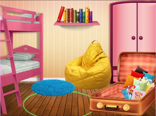 Princess College Dress up Game android2mod screenshots 7