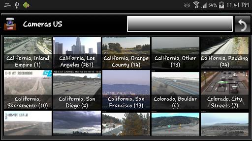 Cameras US - Traffic cams USA 8.6.2 screenshots 6