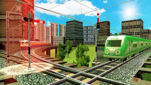 Train Simulator - Free Games 153.6 screenshots 15