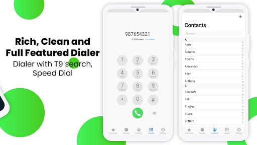 iCallScreen - OS14 Phone X Dialer Call Screen apktram screenshots 4