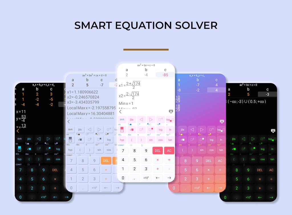 HiEdu Scientific Calculator Pro poster 5