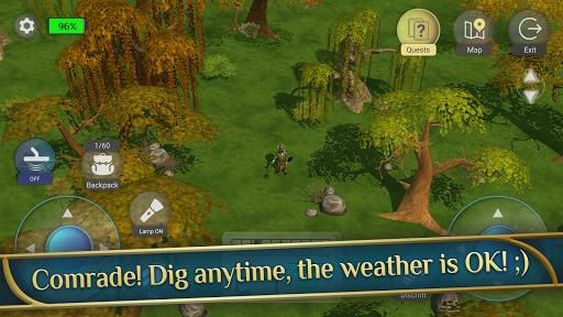 Treasure hunter u2013 The story of monastery gold  screenshots 5