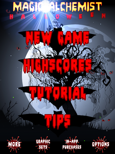 Magic Alchemist Halloween apkdebit screenshots 20