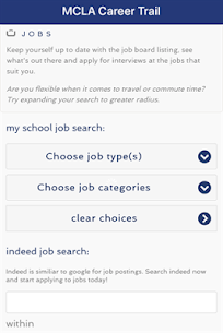 MCLA Career Trail For Pc | How To Download  – Windows 10, 8, 7, Mac 1