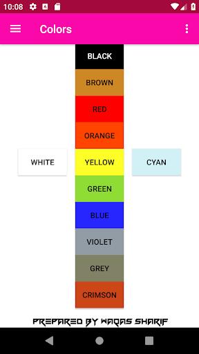 colors screenshot 3