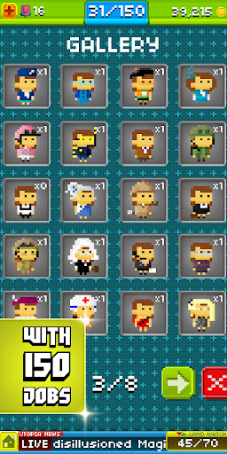 Pixel People 4.4 screenshots 5