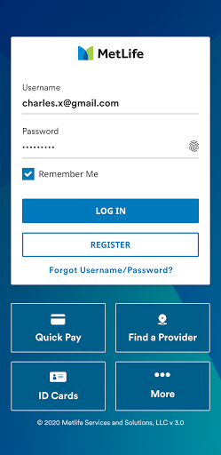 MetLife US App apktram screenshots 1