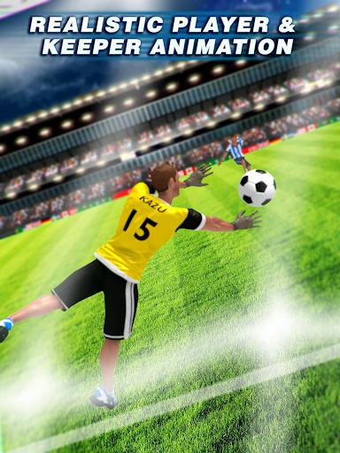 Real Football Player: Soccer Strike League Game 1.7 screenshots 5