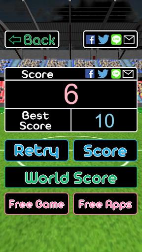 3D Sharpshooter SoccerFootball Screenshot 2