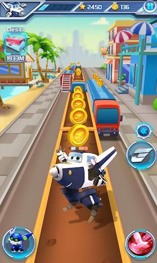 Super Wings : Jett Run screenshots 13