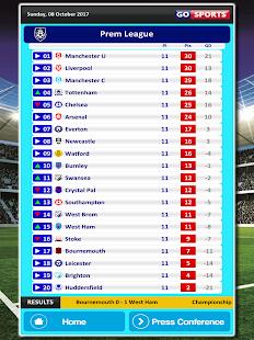 Club Soccer Director - Soccer Club Manager Sim screenshots 16