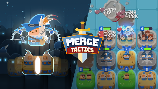 Merge Tactics: Kingdom Defense 1.0.2 screenshots 7