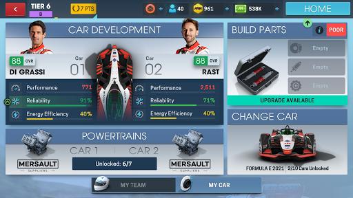Motorsport Manager Racing  screenshots 1