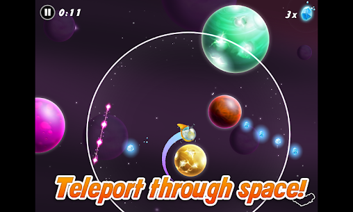 FINN'S SPACE DREAM Hack for iOS and Android 2