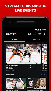 ESPN Apk Download Free NEW 2021 3