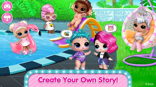 L.O.L. Surprise! Disco House – Collect Cute Dolls Mod Apk 1.0.12 (Free Shopping) 7