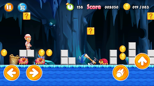 Super Jake's Adventure – Sautez et courez! APK MOD (Astuce) screenshots 5