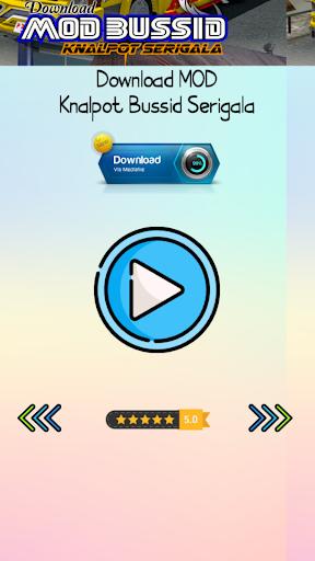 Download Mod Bussid Knalpot Serigala 1.0 Screenshots 2