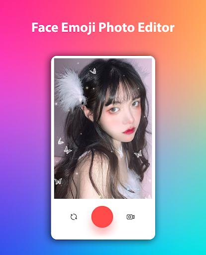 Face Emoji Photo Editor  Screenshots 2