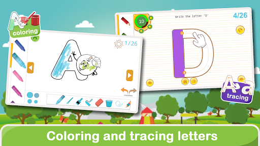 Preschool Games For Kids - Homeschool Learning 8.9 Screenshots 2