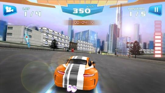تحميل لعبة Fast Racing 3D مهكرة للاندرويد [آخر اصدار] 3