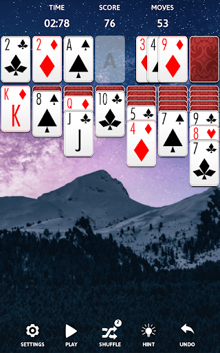 Solitaire Classic Era - Classic Klondike Card Game 1.02.07.08 screenshots 15
