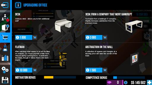 Startup Inc. Realistic Business Simulator Game 2.4.7 screenshots 3
