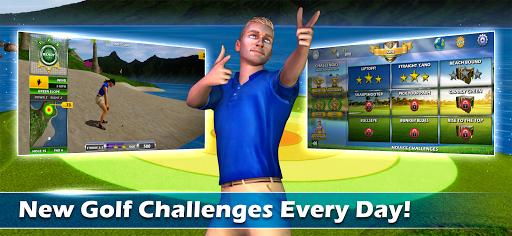 Golden Tee Golf: Online Games screenshots 7