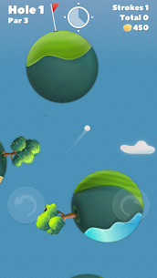 Golf Skies Mod Apk (Unlimited Money/Unlocked) 1
