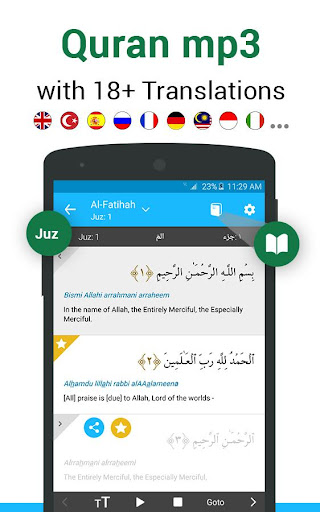 Qibla Connectu00ae Find Direction- Prayer, Azan, Quran screenshots 5