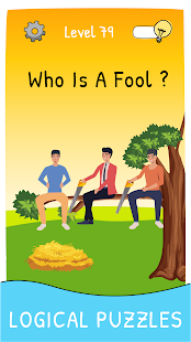 Who is? Brain Teaser & Tricky Riddles 1.3.7 Screenshots 5