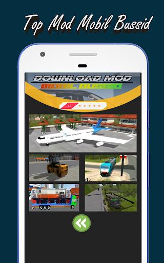 Download Mod Mobil Bussid 1.1 Screenshots 5
