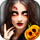 Halloween Photo Editor - Maquillaje de miedo