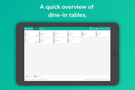 Restaurant POS App by eZee 2.0.54 Mod APK Updated 2