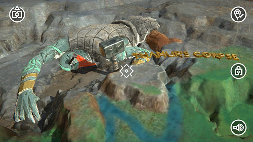 God of War | Mimiru2019s Vision 1.3 com.playstation.mimirsvision apkmod.id 4
