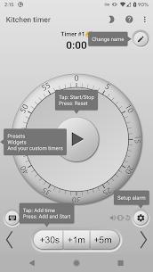Kitchen Timer Pro MOD APK 1
