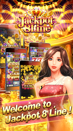 Jackpot 8 Line Slots modavailable screenshots 1