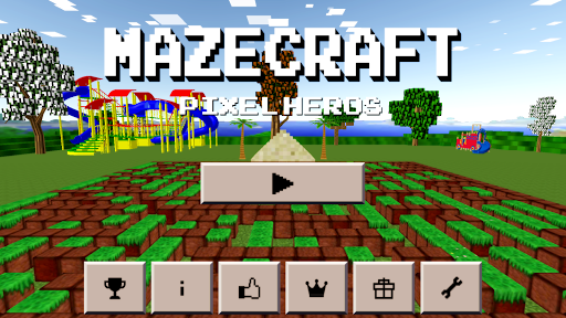Maze Craft : Pixel Heroes 1.35 screenshots 3